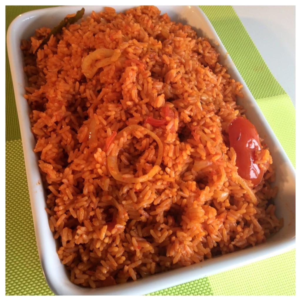 party jollof rice