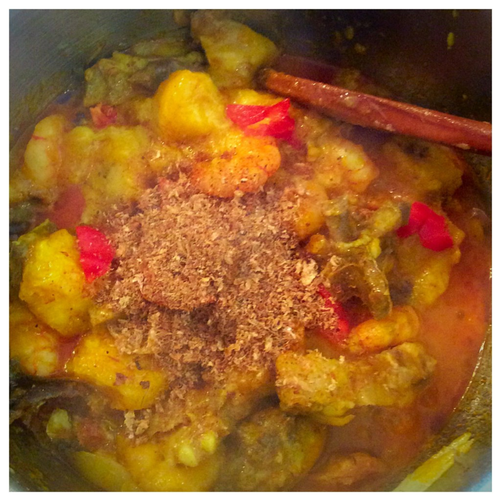 plantain pottage
