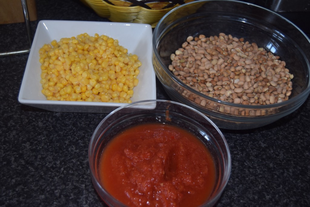 Adalu Beans And Corn Pottage