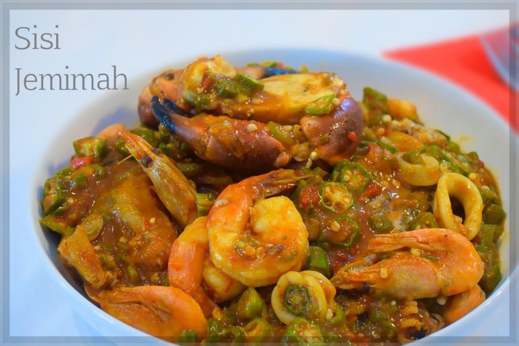 seafood okra