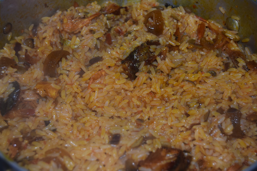 Native jollof rice 9