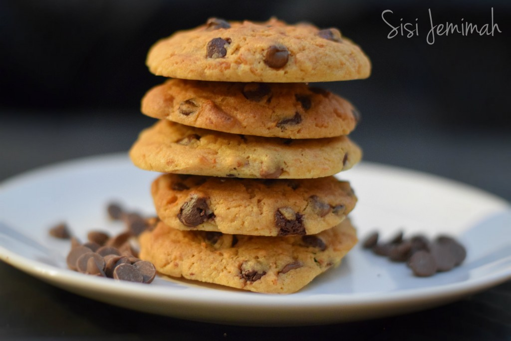 Coconut Chocolate Chip cookies  18