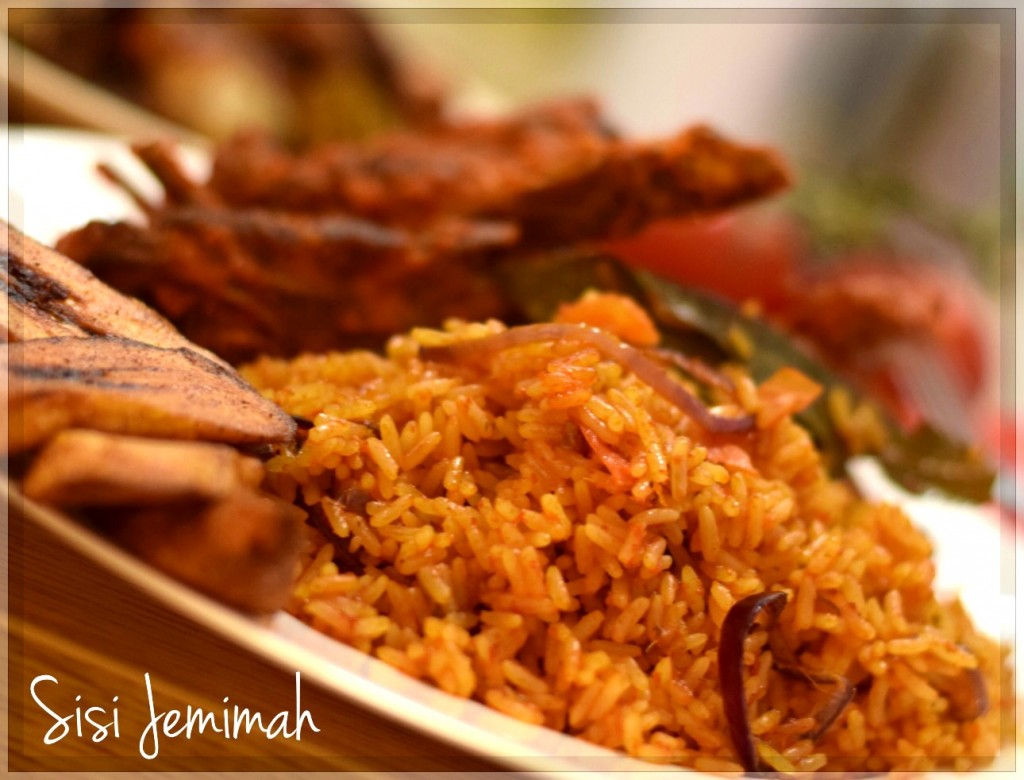 Jollof Rice Tips