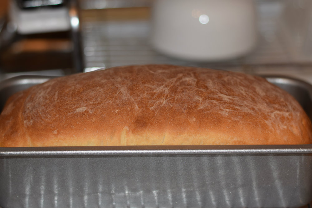 Nigerian Homemade Bread 16