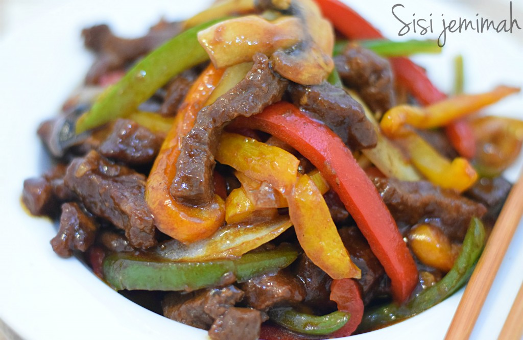 Shredded beef sauce 3