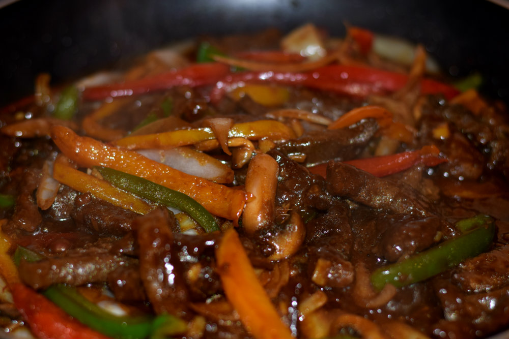Shredded beef sauce 9