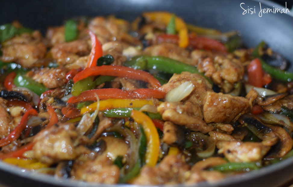 how to make chinese chicken stir fry sauce