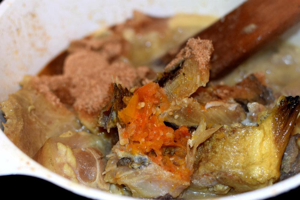 Afang soup recipe