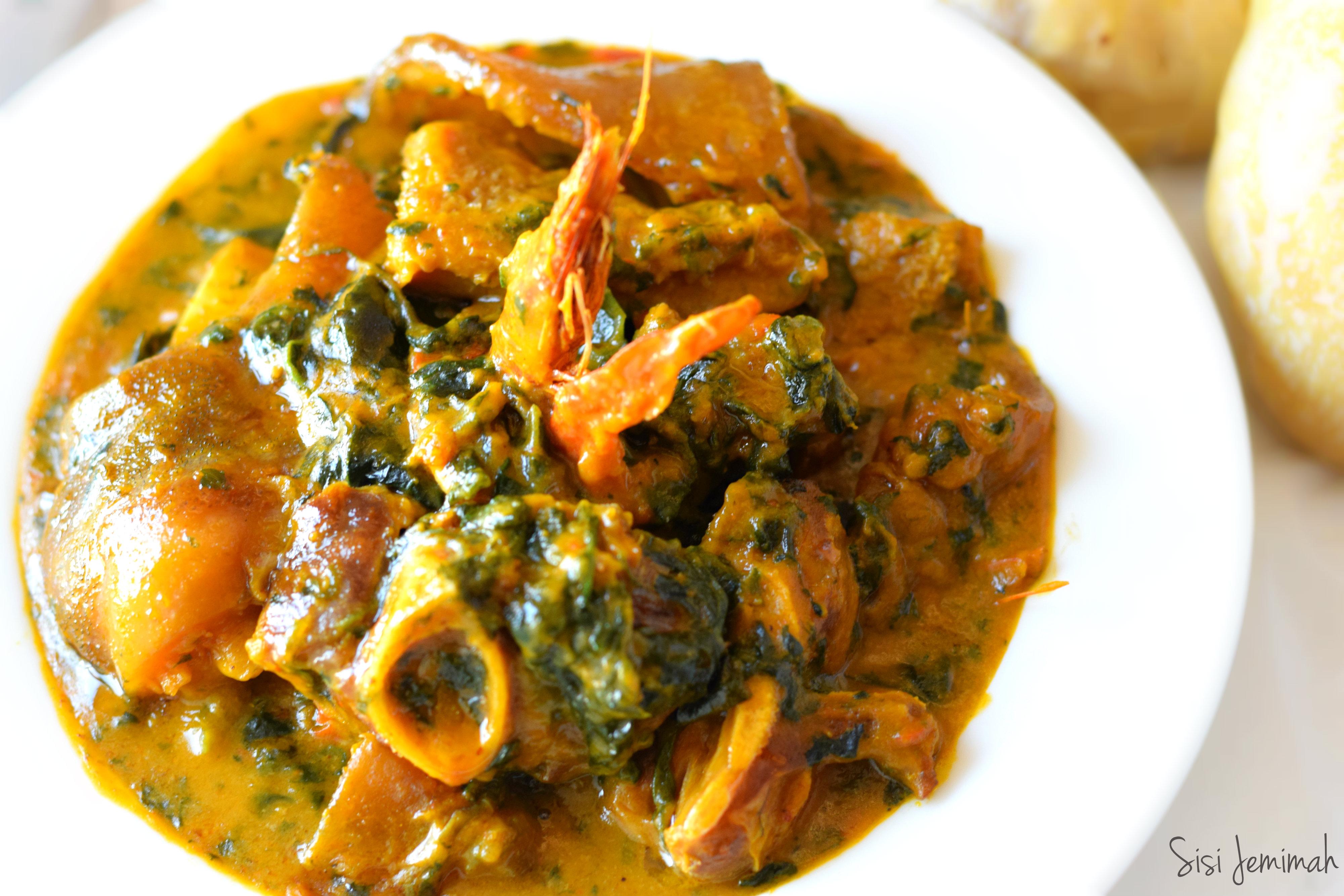 bitter leaf soup 12