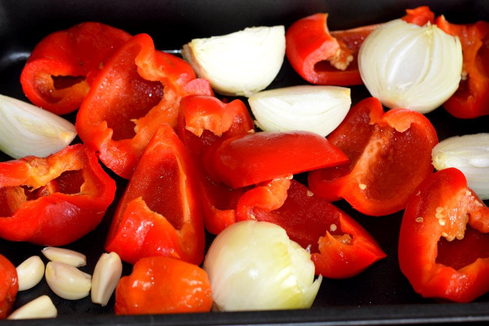 Nigerian chicken stew 6