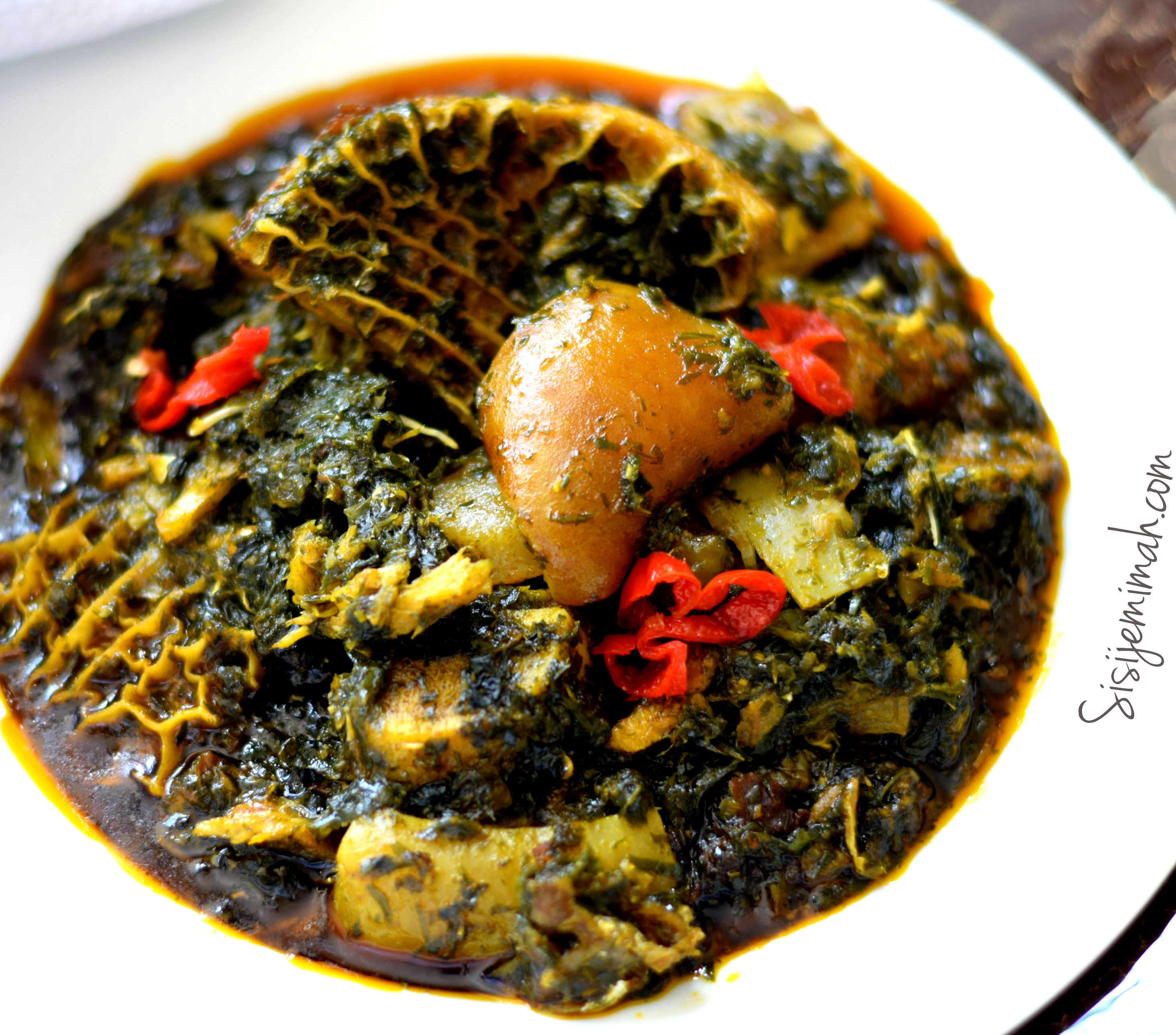 Nigerian food archives sisi jemimah afang soup recipe forumfinder Choice Image
