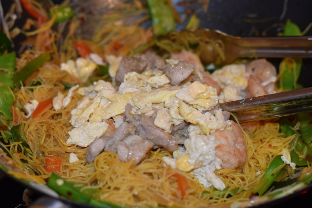 singaporean fried noodles 14
