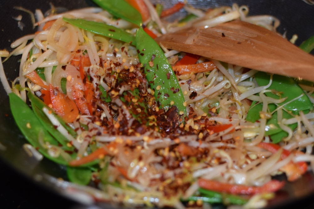 singaporean style rice noodles 11