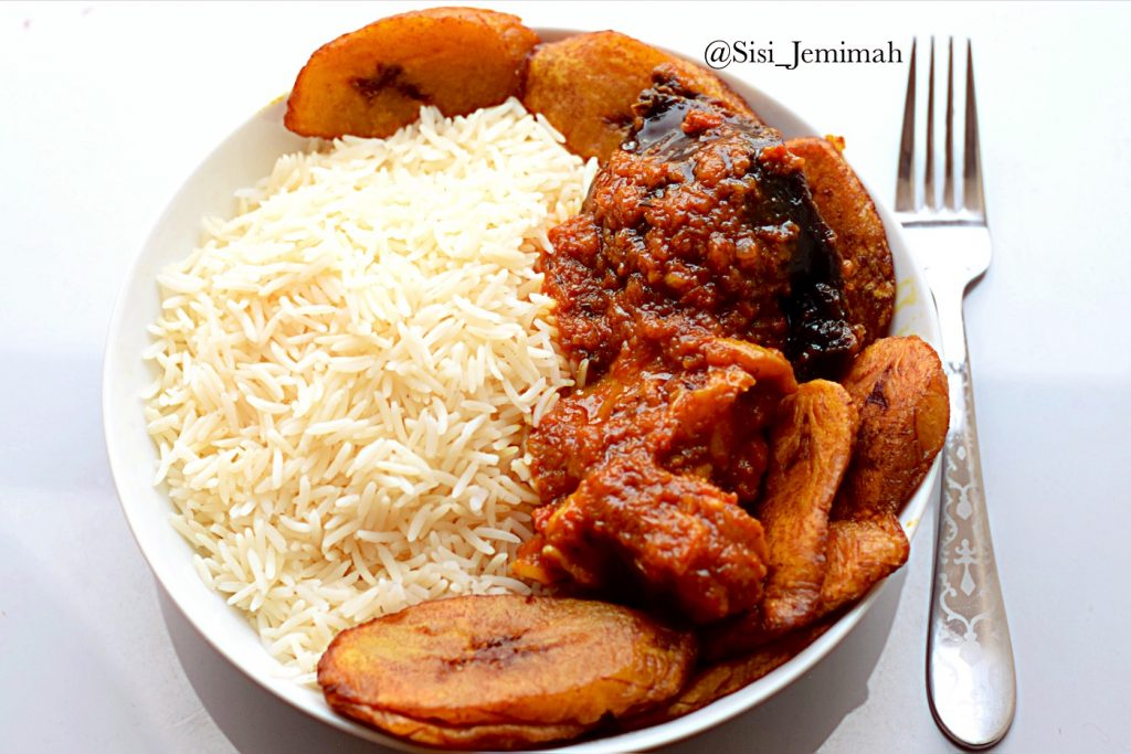 Nigerian Assorted Meat Stew