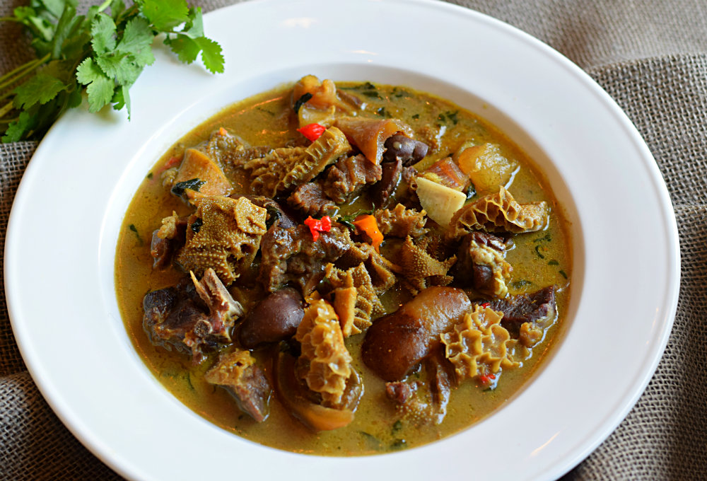 Billedresultat for nigerian Pepper Soup