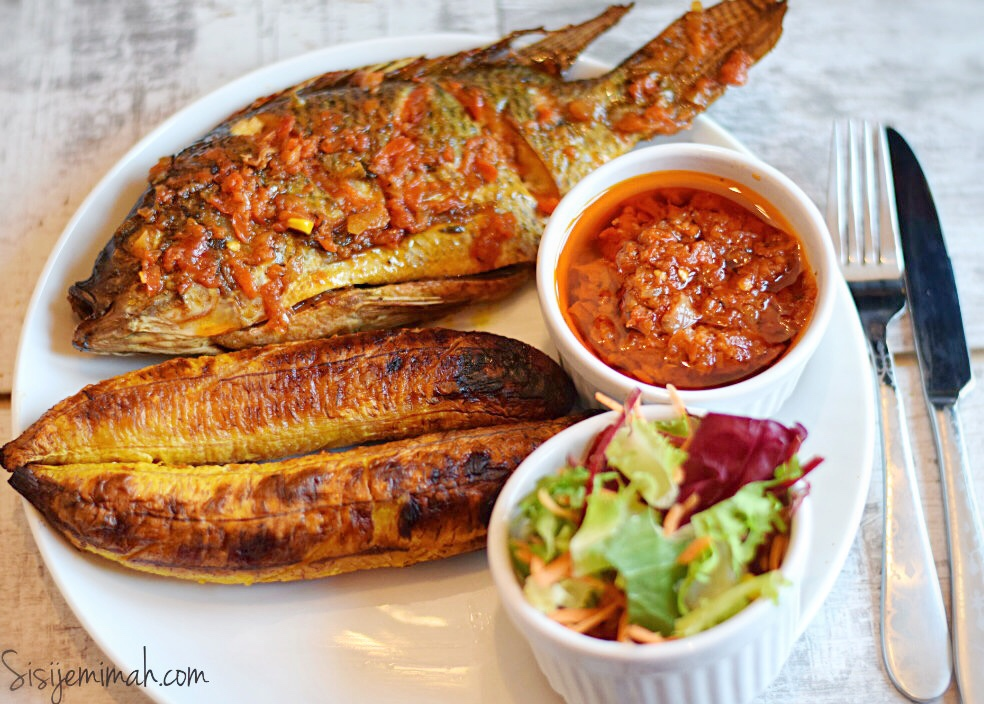 Nigerian food archives sisi jemimah nigerian grilled fish grilled tilapia forumfinder Gallery