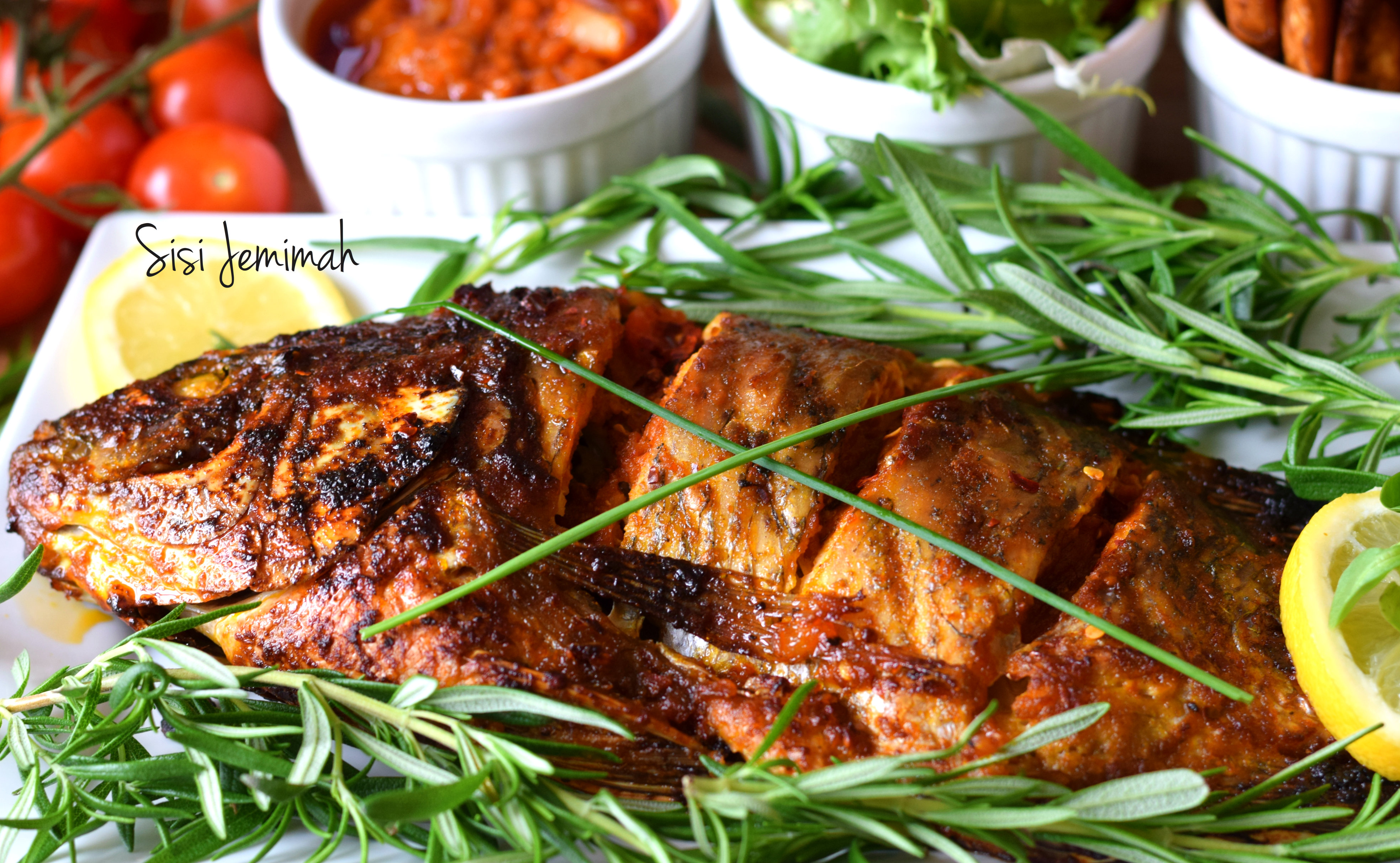 Spicy Grilled Fish (Nigerian Style) - Sisi Jemimah
