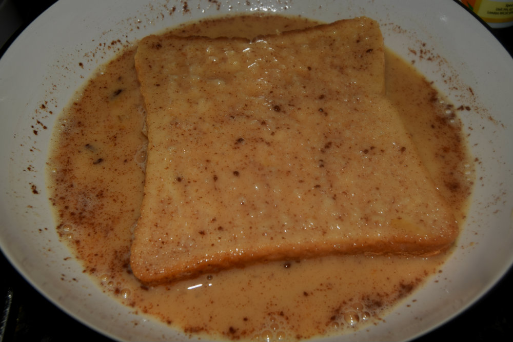 Cinnamon French Toast Recipe - Sisi Jemimah