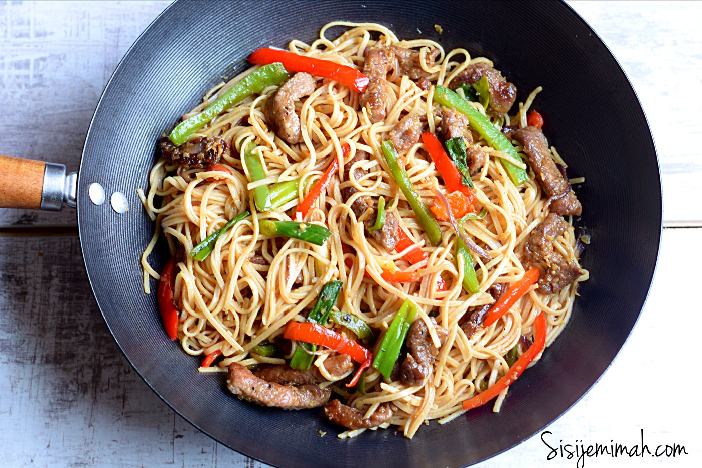 Stir Fry Noodles With Beef Recipe Sisi Jemimah