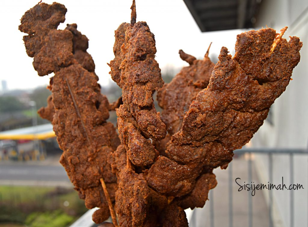 Nigerian Suya Recipe Beef Suya Sisi Jemimah