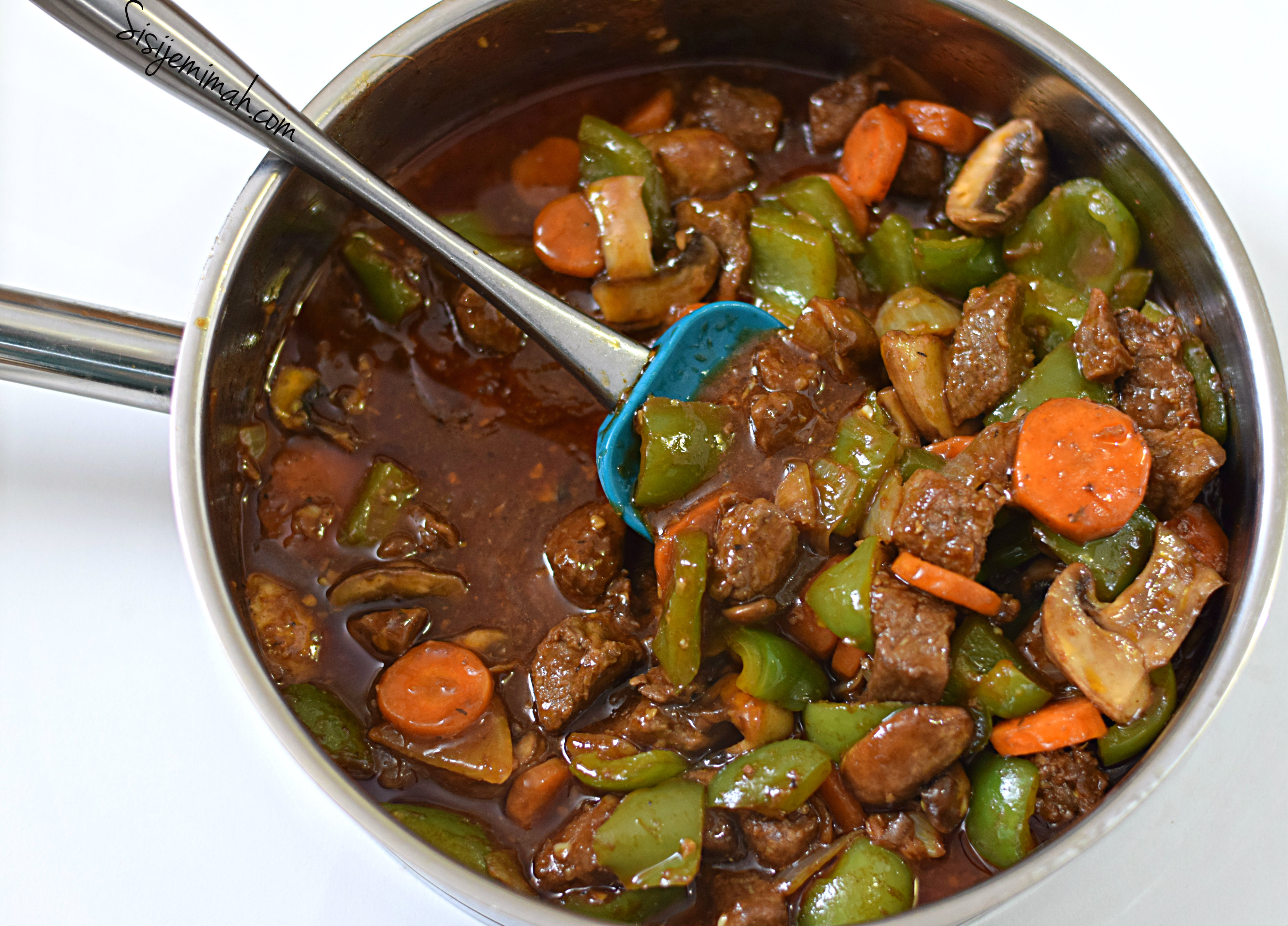 Beef And Green Pepper Stir Fry Beef Sauce Sisi Jemimah